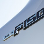 2013 Ford F-150 Lariat Badge