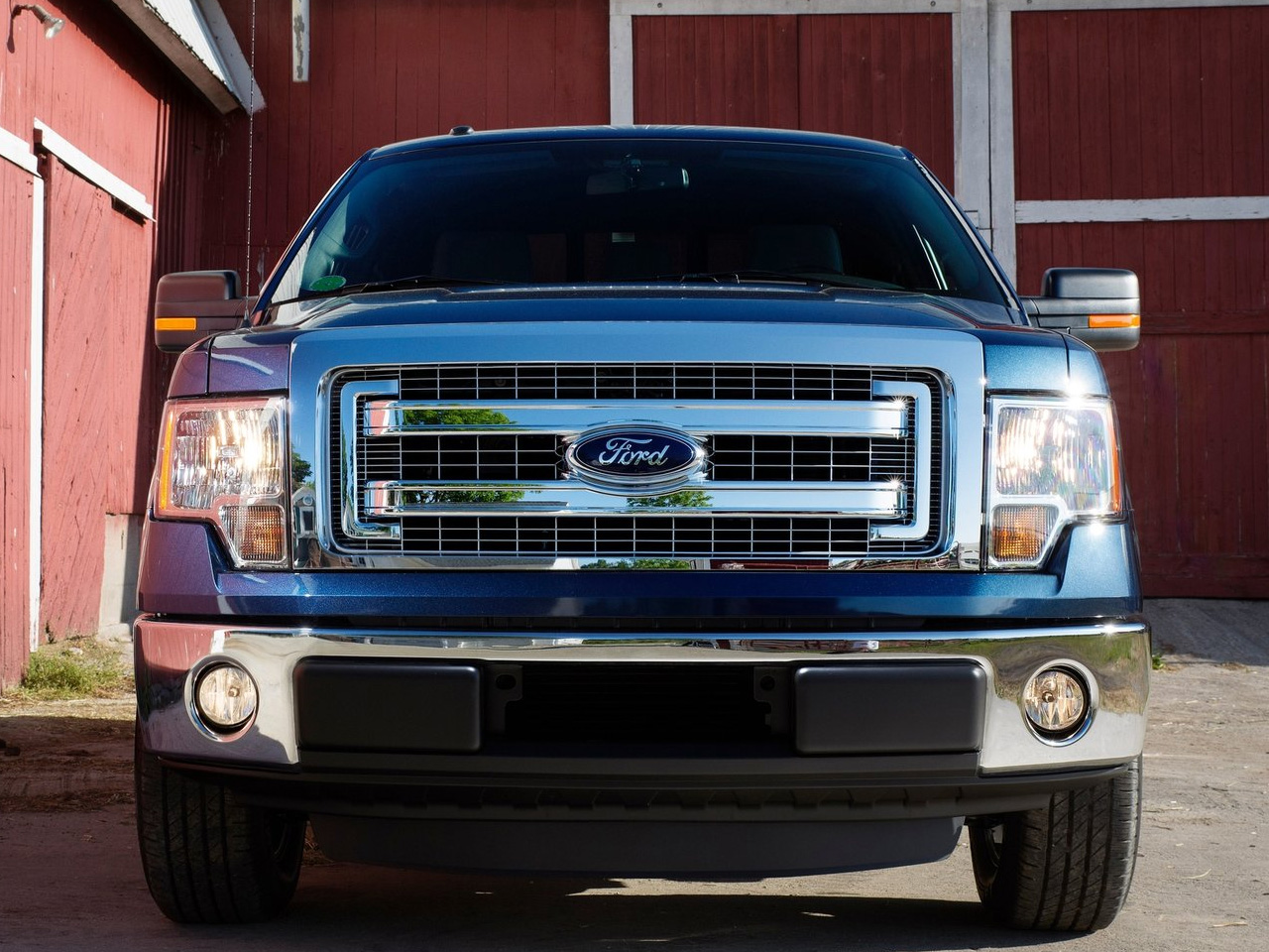 2013 ford f 150 front ford f 150 blog. Black Bedroom Furniture Sets. Home Design Ideas
