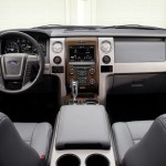 2013 Ford F-150 Lariat Interior
