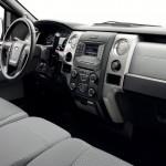 2013 Ford F-150 XLT Ford Sync Interior