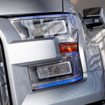 2013 Ford Atlas Concept 030 Head Light