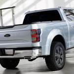 2013 Ford Atlas Concept 037 Tailgate Pop Up
