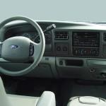 2003 Ford Excursion XLT Interior