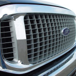 2003 Ford Excursion XLT grill