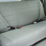 2003 Ford Excursion XLT rear seats