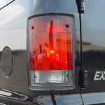 2003 Ford Excursion XLT tail light