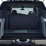 2003 Ford Excursion XLT trunk