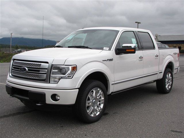 2013 ford f 150 platinum front ford f 150 blog. Black Bedroom Furniture Sets. Home Design Ideas