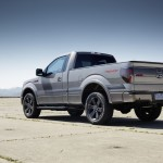 2014 F-150 Tremor Rear Three Quarter