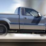 2014 F-150 Tremor Sport Truck Driving