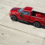 2014 F-150 Tremor Sport Truck Fly Over View Red