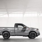 2014 F-150 Tremor Sport Truck Side Profile