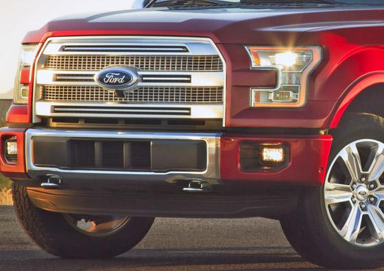 Ford F150 Discounts 2015 F-150 Grill | Ford F-150 Blog