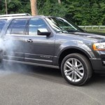 A 2015 Expedition is indeed capable of burnout!
