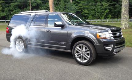 ford expedition burnout ford   blog