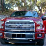 2015 Ford F-150 Grill