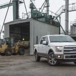 2015 Ford F-150 King Ranch White