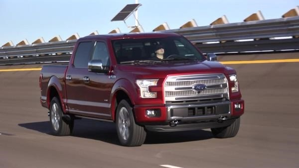 Ford 3.5 Ecoboost >> 2015 Ford F-150 in Burgundy | Ford F-150 Blog