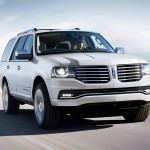 the Ford Expedition's platform-mate the 2015 Lincoln Navigator