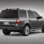 2015 Ford Expedition rear view