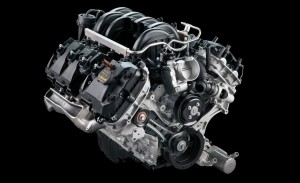 2015 Ford F-150 5.0 Liter Coyote V8 Engine