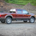 2015 Ford F-250 Powerstroke FX4 King Ranch