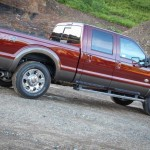 2015 Ford F-250 Super Duty FX4 King Ranch Red