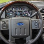 2015 Ford F-250 and Up Steering Wheel