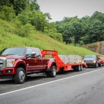 2015 Ford F-450, F-250 and Ram 3500