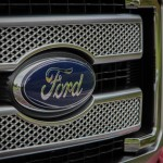 2015 Ford Logo on Super Duty F-450