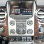 2015 Ford Super Duty Infotainment