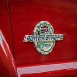 2015 Super Duty Powerstroke badge