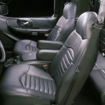 2000 Ford F-150 King Ranch Interior