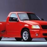 2000 Ford F-150 SVT Lightning Regular Cab Supercharged