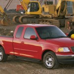 2001 Ford F-150 SuperCab 2WD Work Truck