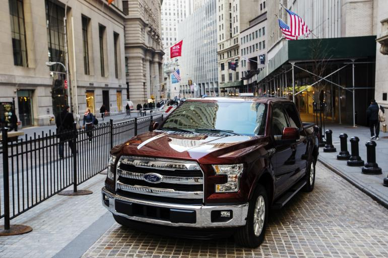 2015 Ford F150 Crew Cab in New York  Ford F150 Blog