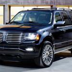 2015 Lincoln Navigator EcoBoost V6 in Black