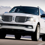 2015 Lincoln Navigator EcoBoost V6 in White