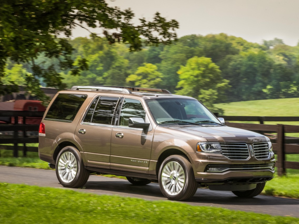 2015 Lincoln Navigator Gold Ford F 150 Blog