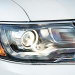 2015 Navigator Headlight Detail