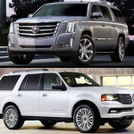 2015 Navigator vs 2015 Escalade Compared