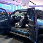 2017 Ford F-150 Raptor Doors Open