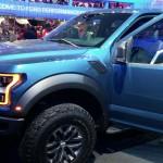 2017 Ford F-150 Raptor Front Three Quarter