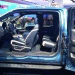 2017 Ford F-150 Raptor Interior