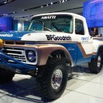 1966 Ford F-100 Offroad Racer - Baja 1000  Front
