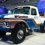 1966 Ford F-100 Offroad Racer - Baja 1000  Front View