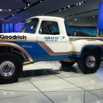 1966 Ford F-100 Offroad Racer - Baja 1000 Side