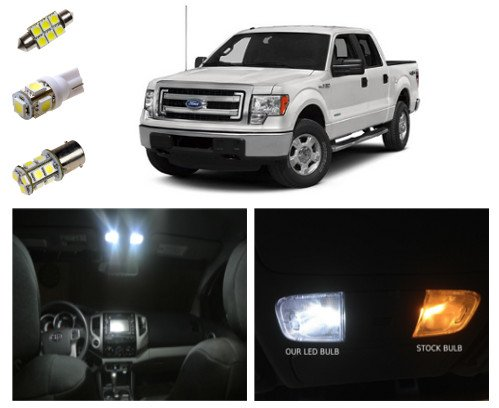 2009 2014 ford f 150 interior and exterior led kit ford f 150 blog for Ford f 150 exterior accessories