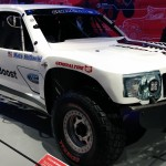 2012 Ford F-150 Baja Race Truck with EcoBoost Front View