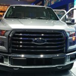 2015 Ford F-150 Front/Grill
